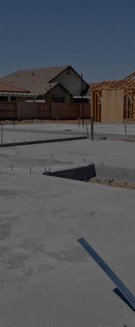 foundation repair in rochester concrete services
