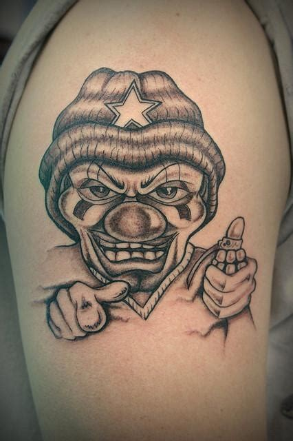 tatuajes de payasos 187 tatuajes amp tattoos