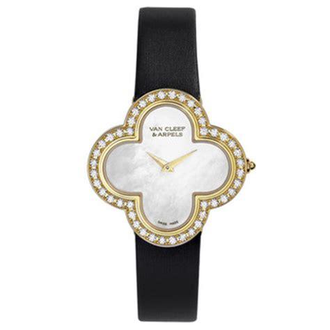 Van Cleef & Arpels Vintage Alhambra Watch   Betteridge