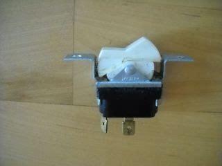 Jenn Air Replacement Downdraft Cooktop Fan Switch Black