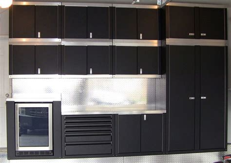 Luxury Garage Cabinets by Iconic Cabinets Builders Of Luxury Garage Cabinets