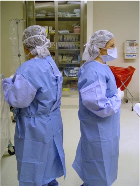 scrub in operating room operating room conventions