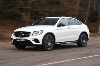 mercedes glc coupe | auto express