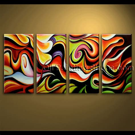 paintings for home decor large wall abstract painting home decoration