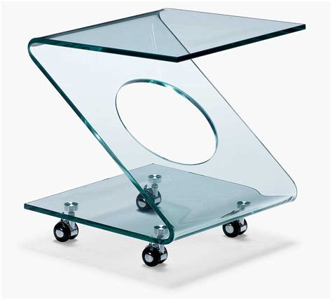 Table Carts by Rolling Table Cart For Great Interior Decor