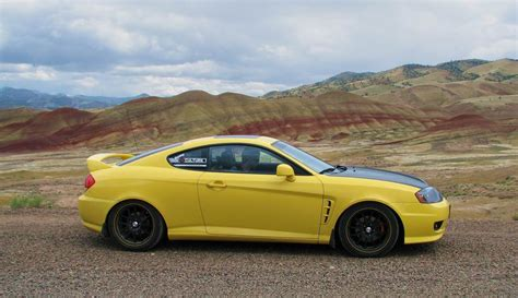 2005 Hyundai Tiburon Se by 2009 July September Featured Ride 2005 Hyundai Tiburon