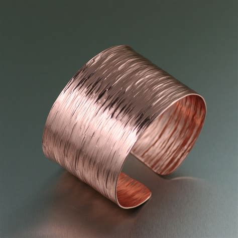 Handmade Copper Jewelry - unique handcrafted copper jewelry designs