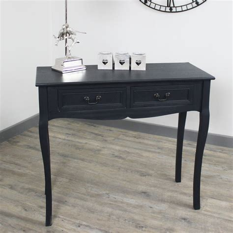Grey Sofa Table by Grey Console Table With Drawers Painted Furniture