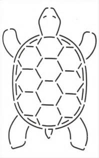 turtle template 10 animal stencil templates free vector eps jpeg