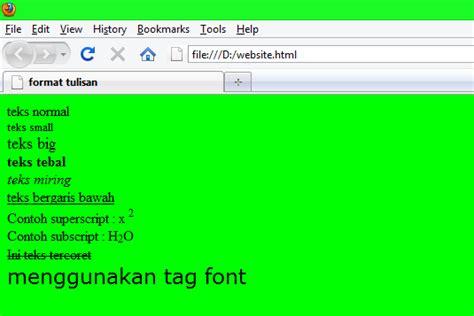membuat desain website berbasis html dengan notepad cara membuat desain web membuat desain website berbasis