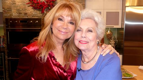 kathie lee gifford leaves today kathie lee gifford s mom joan epstein has died today