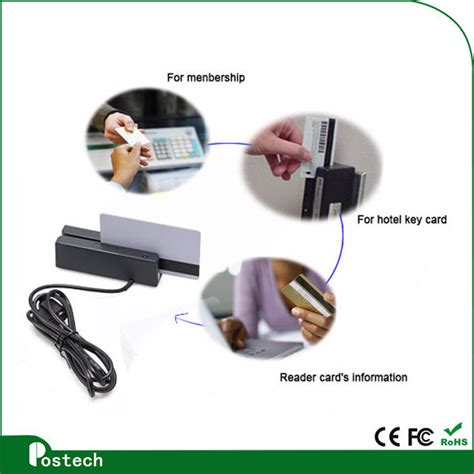 how to make a magnetic card reader small magnetic card reader ttl magnetic swipe card reader