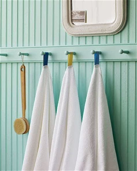 ways to hang towels in bathroom quirky ways of hanging bathroom towels fine and feathered