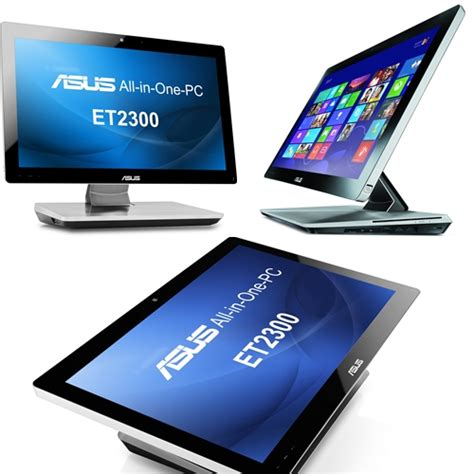 Asus Et2030 Aio asus et2300 windows 8 ready 23 quot all in one pc series techsterr