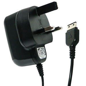 original vodafone samsung mains charger for mobile phone