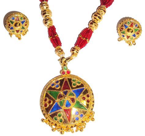 Handmade Indian Jewellery - buy handmade indian assamese jewellery japi big