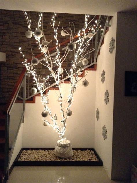 decorar ramas secas para navidad de arbol 17 ideas para decorar tu casa con ramas secas en navidad