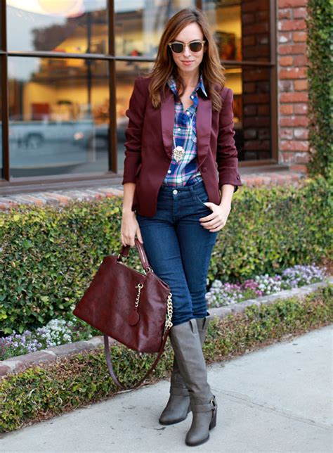 Of The Blogs Silver Plaid And The Wears Prada by Updated Plaid Sydne Style Bloglovin