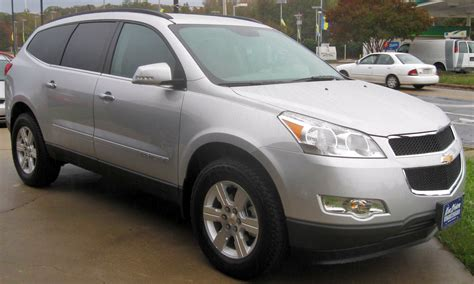 how cars engines work 2009 chevrolet traverse navigation system file 2009 chevrolet traverse jpg wikimedia commons