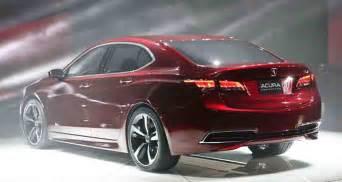 Acura Rumors 2018 Acura Tlx Rumors All Cars Release