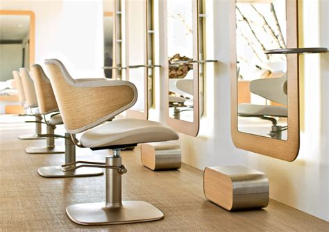 modern salon furniture hair salon furniture elisa and stefano giovannoni for