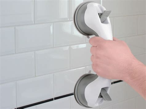 bathroom suction grab handles support grab handle suction cup grab bath shower