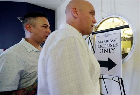 Travis County Marriage License Records Q A Where Stands Following Supreme Court Marriage Decision Lgbtq Nation
