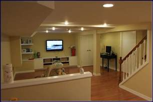 Small Finished Basement by Finished Basement Ideas For Small Sized Room Advice For
