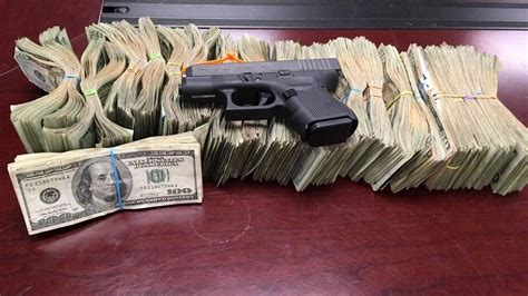 authorities raid loris home  find thousands  cash
