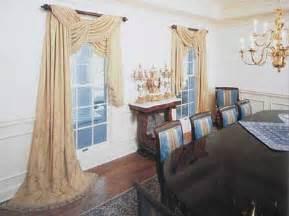 Ideas on dining room window treatment ideas window treatment ideas