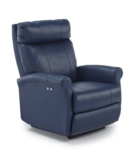 Best Chair Recliner by Best Codie Leather Recliner Jasen S Furniture