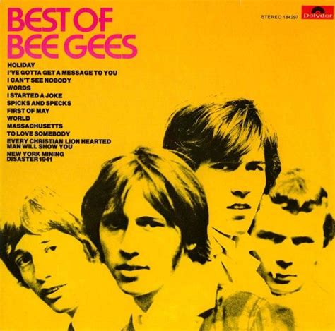 best of bee gees songs bee gees album quot best of bee gees quot world