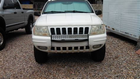 jeep grand light bar wj light bar jeep forum