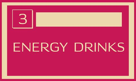 top 3 energy drinks 3 energy drinks memorise