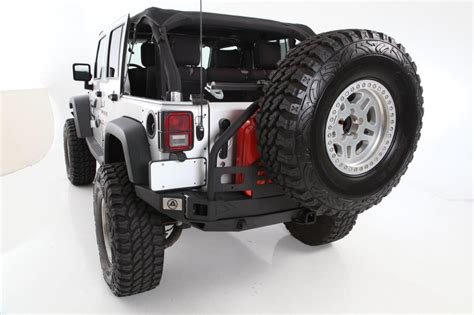 Jeep Jk Rear Bumper Sb76896 Smittybilt Rear Steel Bumper Atlas Jeep Wrangler Jk