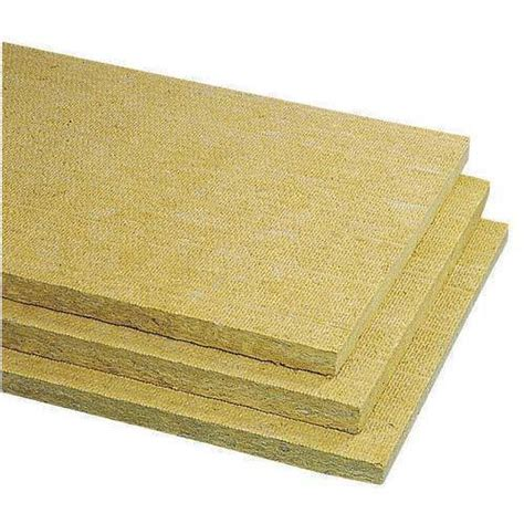 Rockwool Sheet yellow rockwool insulation sheet at rs 150 meter