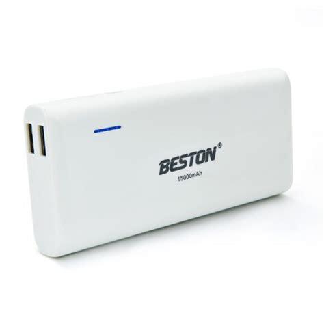 Power Bank Jaws 10000mah portable dual usb power bank battery charger 9