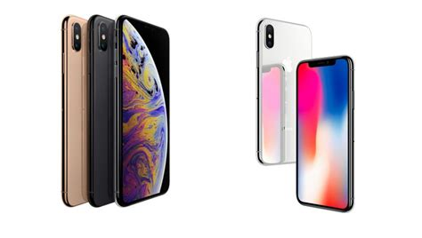 X Iphone Vs Xs by Apple Iphone Xs Max Vs Iphone 8 Plus What S Different Bgr India