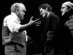 death of a salesman biff themes theatre it s the human element broadway educators