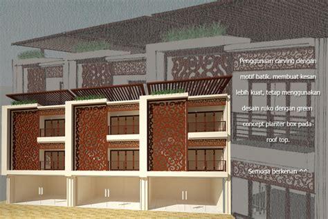 design interior rumah ruko galeri design tak depan ruko 3 lantai