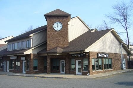 design center fairfield nj paul k tiajoloff architect llc commercial