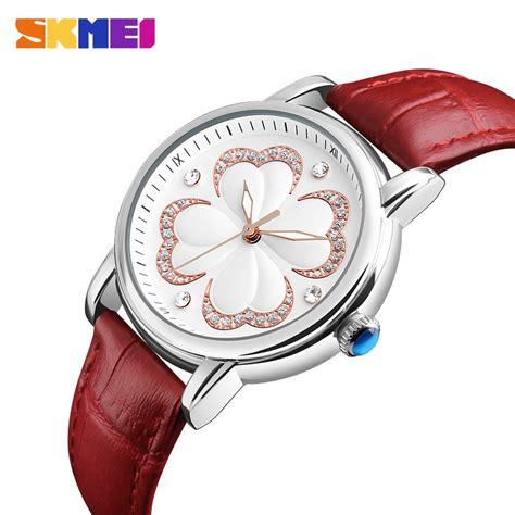 Jam Tangan Custom Istimewa Ac Dc 4 skmei jam tangan analog wanita 9159 jakartanotebook