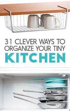 clever ways to organize your kitchen cabinets escon arena 1000 ideas about microwave storage on pinterest