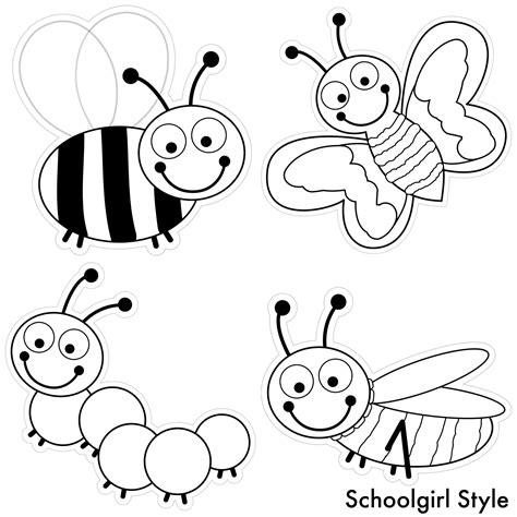 color bug color my classroom bugs by style bug insects