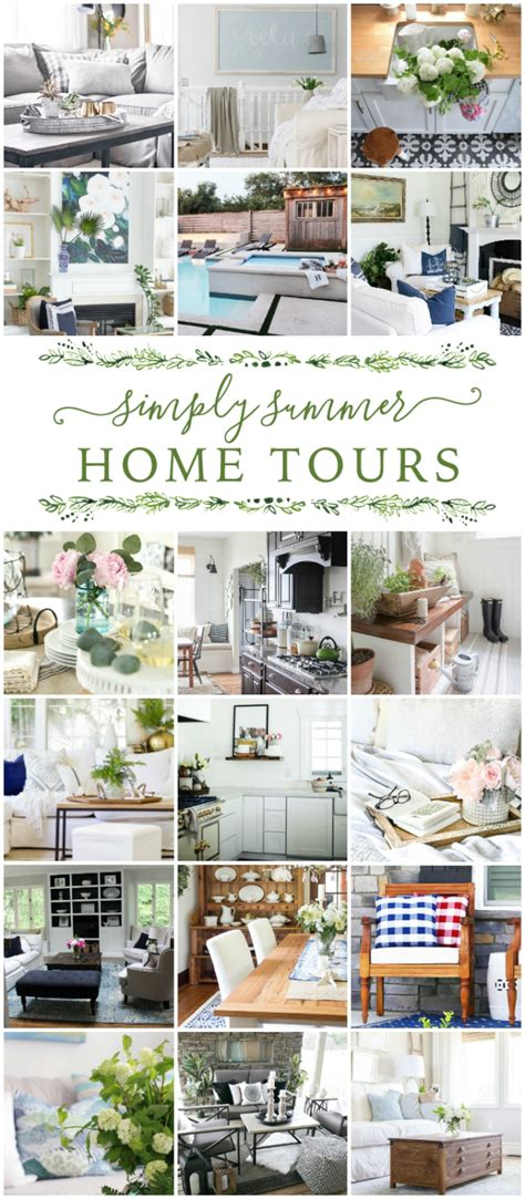 summer home tour 2017 part two the chronicles of home