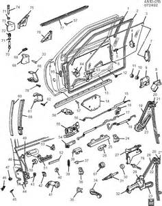 2000 Buick Century Parts 2002 Buick Century Door Parts Diagram 2002 Free Engine