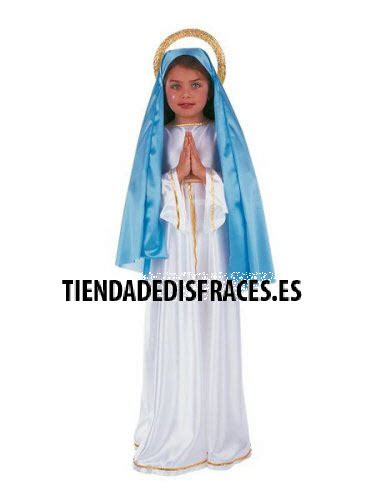 imagenes de vestuario virgen maria disfraz de virgen maria infantil deluxe 4 de 7 a 9 a 241 os