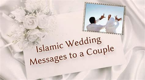 Wedding Wishes Muslim by Wedding Messages