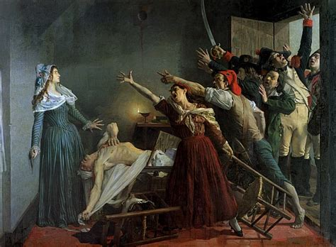 french revolution painting bathtub david not a feminist paintings depicting charlotte