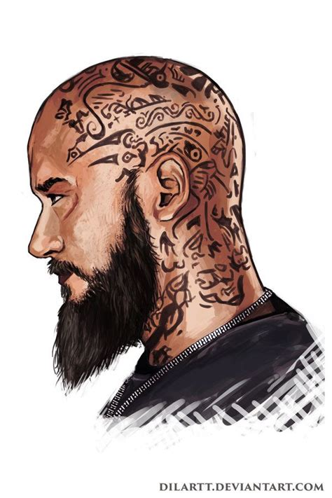 what are ragnar lothbroks head tattoos 353 best images about vikings on pinterest history